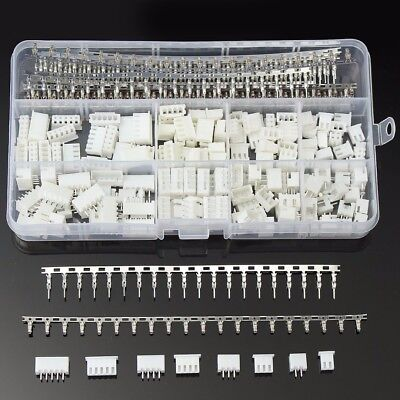 AU17.49 • Buy 560pcs Dupont Wire Jumper Header Housing Connector Male Female Crimp Pin Kit XL