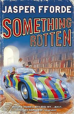 Something Rotten By Jasper Fforde (Paperback) Book • 6.95£