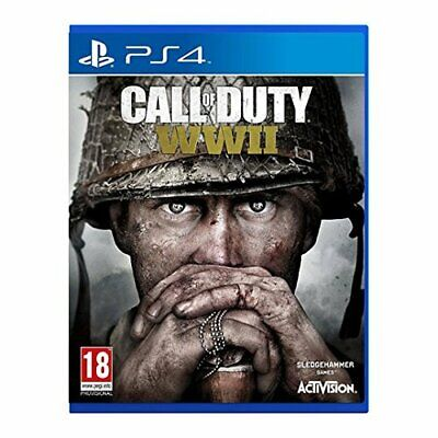 Call Of Duty: WWII (PS4) - Game  43VG The Cheap Fast Free Post • 11.89£