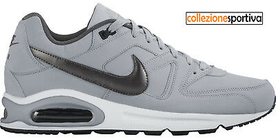wholesale dealer 3f126 064d9 SCARPE UOMO DONNA NIKE AIR MAX COMMAND LEATHER-749760-012 Col.grigio