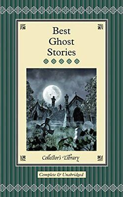 Best Ghost Stories (Collectors Library) By Marcus Clapham Hardback Book The • 14.99£