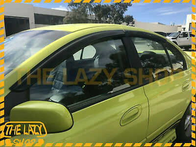AU59 • Buy Weathershields, Weather Shields For Ford Falcon BA BF Sedan Model Sun Visors