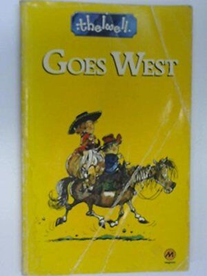 £4.99 • Buy Thelwell Goes West By Thelwell Paperback Book The Cheap Fast Free Post