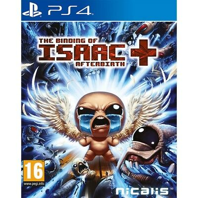 AU33.17 • Buy The Binding Of Isaac Afterbirth+ PS4 Game