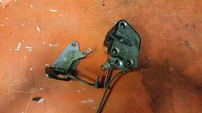 AU33 • Buy Suzuki Vitara Se416 Parts - Soft Top Tailgate Latch Catch Assembly