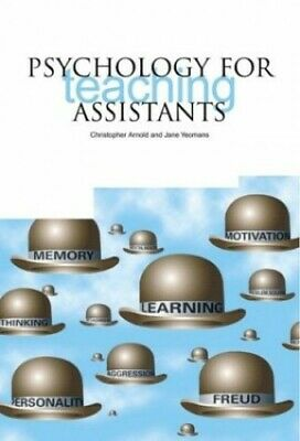£4.99 • Buy Psychology For Teaching Assistants By Jane Yeomans Paperback Book The Cheap Fast