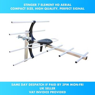 4g Digital Tv Aerial Kit Freeview And Hd For Indoor Outdoor Or Loft Installation • 12.89£