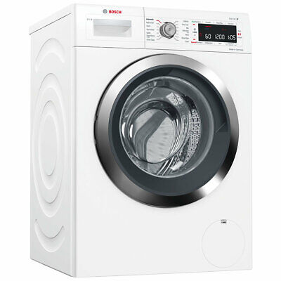 AU1386 • Buy NEW Bosch 9kg Serie 8 Front Load Washing Machine With I-DOS WAW28620AU