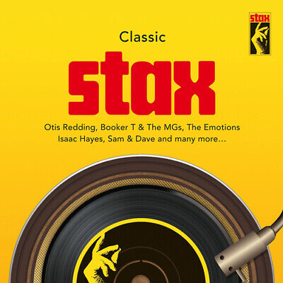 Various Artists : Classic Stax CD 3 Discs (2016) Expertly Refurbished Product • 9.99£
