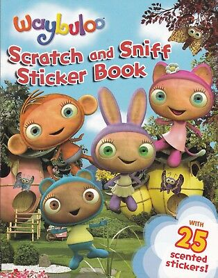 £3.99 • Buy Waybuloo: Scratch And Sniff Sticker Activity Book