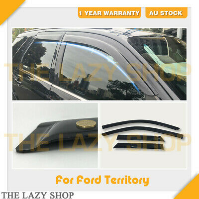 AU53 • Buy Weathershields, Weather Shields For Ford Territory 04-20 Model Sun Visors