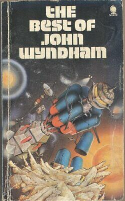 The Best Of John Wyndham By Wyndham, John Book The Cheap Fast Free Post • 16.99£