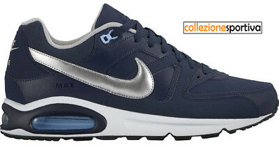 super popular 0cc09 e6406 SCARPE UOMODONNA NIKE AIR MAX COMMAND LEATHER - 749760-401 Col. Blu