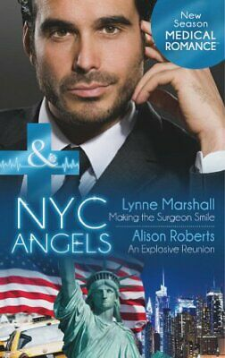 $ CDN6.16 • Buy NYC Angels: Making The Surgeon Smile: NYC Angels: Making T... By Roberts, Alison