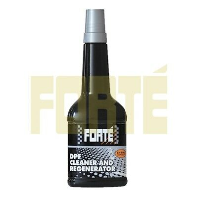 Forte Dpf Cleaner And Regenerator (diesel Particulate Filter) - 400ml Bottle • 14.95£