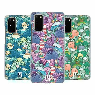 Head Case Designs Ocean Wave Doodles Hard Back Case For Samsung Phones 1 • 9.95£