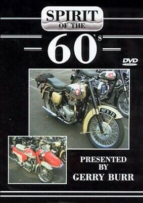 Spirit Of The 60s DVD (2003) Gerry Burr Cert E Expertly Refurbished Product • 1.69£