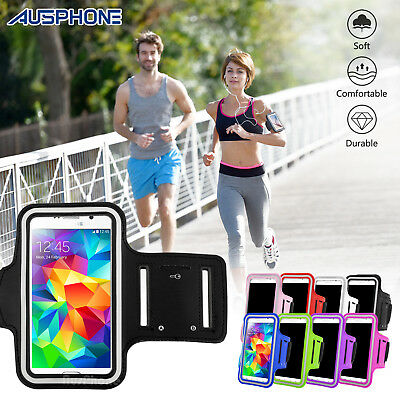 AU4.99 • Buy Sport Gym Running Armband Running Exercise Case For Apple IPhone 12 Mini Pro Max
