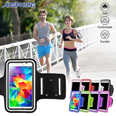 AU4.99 • Buy Sport Gym Running Armband Running Exercise Case For IPhone SE 11 Pro XS Max