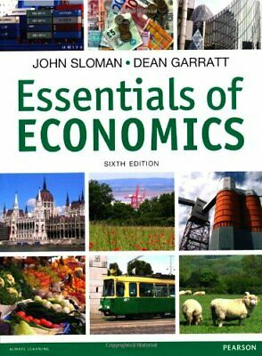 £5.99 • Buy Essentials Of Economics With MyEconLab Access Card By Dean Garratt Book The