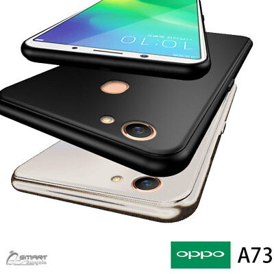 AU4.99 • Buy Matte Soft TPU Gel Jelly Slim Rubber Case Cover For Oppo A73 / Oppo F5