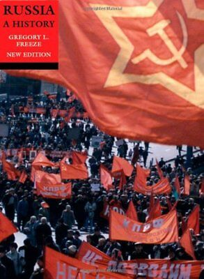 £4.45 • Buy Russia: A History, New Edition Paperback Book The Cheap Fast Free Post