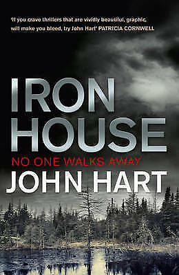 Iron House By John Hart (Paperback) New Book • 5.95£