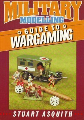 $10.62 • Buy  Military Modelling  Guide To War Gaming By Asquith, Stuart A. Book The Fast