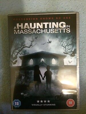A Haunting In Massachusetts  • 4£