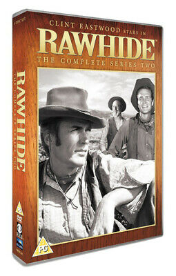 £11.84 • Buy Rawhide: The Complete Series Two DVD (2016) Clint Eastwood Cert PG 8 Discs