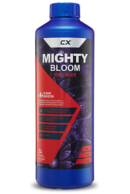 CX Horticulture Mighty Bloom Enhancer, Bigger Fruits!  Not PK9/18 Canna PK13/14 • 5.95£
