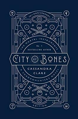 £8.99 • Buy The Mortal Instruments 1: City Of Bones By Clare, Cassandra Book The Cheap Fast