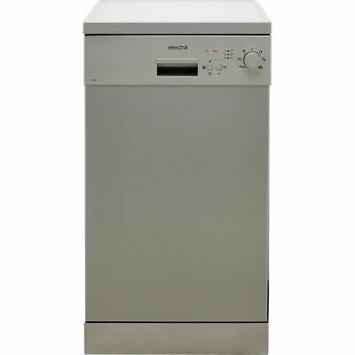 View Details Electra C1745S A++ Dishwasher Slimline 45cm 10 Place Silver New • 209.00£