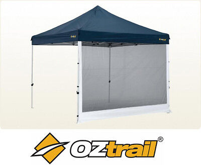 AU105 • Buy 4 X OZTRAIL GAZEBO MESH WALL FOR 3x3m DELUXE AND STANDARD GAZEBO