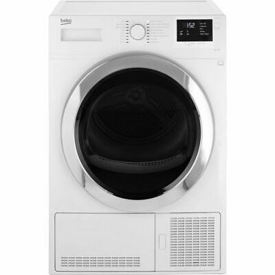 View Details Beko DCR93161W B Rated 9Kg Condenser Tumble Dryer White • 319.00£