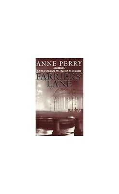 Farriers' Lane (A Victorian Murder Mystery) By Perry, Anne Paperback Book The • 101.99£