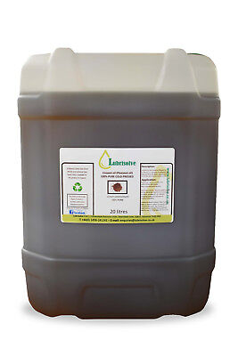 Linseed Oil - 100% Pure, Cold Pressed Linseed Oil  - 20 Litres • 55.99£
