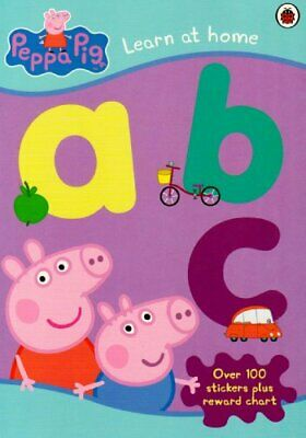 Peppa Pig Abc By Ladybird Paperback Book The Cheap Fast Free Post • 5.99£