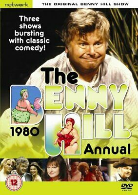 The Benny Hill Annual 1980 [DVD] - DVD  R8VG The Cheap Fast Free Post • 10.33£