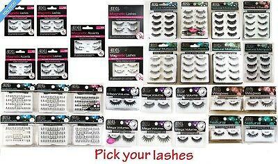 AU8.30 • Buy 100% AUTHENTIC Ardell Fake Eye Lashes Choose From - Individual /Strip /Magnetic