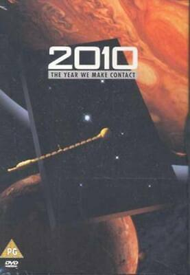 2010 - The Year We Make Contact DVD (2000) Roy Scheider, Hyams (DIR) Cert PG • 2.63£