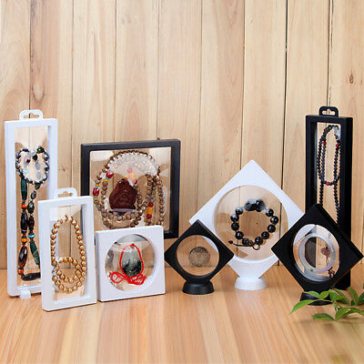 3D Floating Frame Shadow Box Picture Frame Jewellery Display Hypoxia Protection • 5.39£