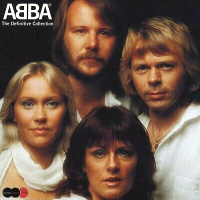 £10.98 • Buy Abba - The Definitive Collection (Deluxe Sound & Vision) - NTSC - Abba CD CWVG