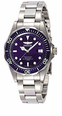 View Details Invicta Pro Diver Unisex Analogue Classic Quartz Watch With Stainless Steel Brac • 76.88£