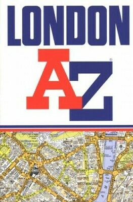 £2.99 • Buy A To Z Street Atlas Of London By Geographers' A-Z Map Company Paperback Book The