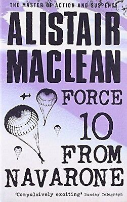 Force 10 From Navarone, Alistair Maclean, Paperback, New Book • 5.95£