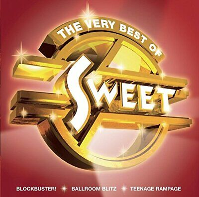 Sweet - The Very Best Of Sweet - Sweet CD XSVG The Cheap Fast Free Post The • 4.97£