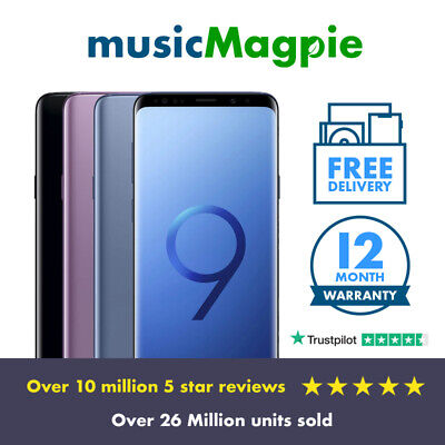 View Details Samsung Galaxy S9 + Plus 64/128/256GB Unlocked / Network Locked Various Colours • 309.99£