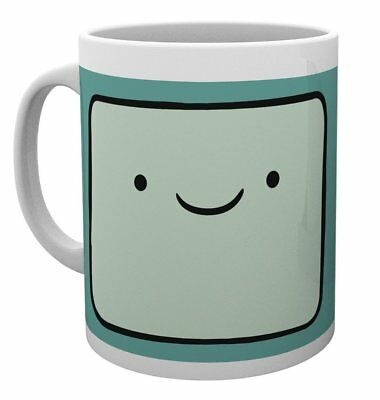 £8.95 • Buy Official Adventure Time Bmo Face Coffee Mug Cup New In Gift Box Gb
