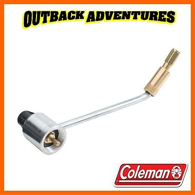 AU29.90 • Buy Coleman Stove Regulator Assembly Arm 2 Burner Stove For Use Lpg Gas Bottle